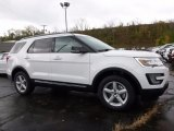 2017 Oxford White Ford Explorer XLT 4WD #116665471