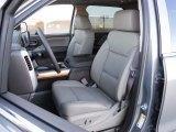 2017 Chevrolet Silverado 1500 LTZ Crew Cab 4x4 Front Seat