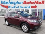 2014 Basque Red Pearl II Honda CR-V EX-L AWD #116665452