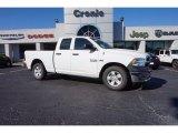 2017 Bright White Ram 1500 Tradesman Quad Cab #116665565