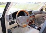 2003 Lexus LX Interiors