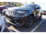 2014 Brilliant Black Crystal Pearl Jeep Grand Cherokee SRT 4x4 #116706421