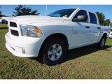 2017 Bright White Ram 1500 Express Quad Cab #116706409