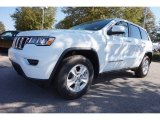 2017 Bright White Jeep Grand Cherokee Laredo #116706398