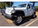 2016 Bright White Jeep Wrangler Unlimited Sport 4x4 #116706391
