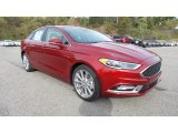 2017 Ford Fusion Platinum AWD Data, Info and Specs