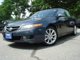 2008 Carbon Gray Pearl Acura TSX Sedan #11659570
