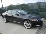 2013 Stratus Grey Metallic Jaguar XF 3.0 AWD #116734729