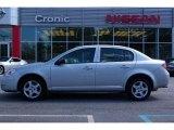 2007 Ultra Silver Metallic Chevrolet Cobalt LS Sedan #11668890