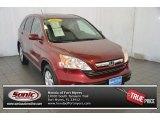 2007 Tango Red Pearl Honda CR-V EX-L #116734452