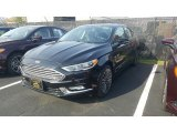 2017 Shadow Black Ford Fusion SE #116757624