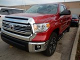 2017 Barcelona Red Metallic Toyota Tundra SR5 Double Cab 4x4 #116757593