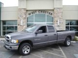 Graphite Metallic Dodge Ram 1500 in 2003