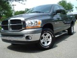 2006 Mineral Gray Metallic Dodge Ram 1500 SLT Quad Cab 4x4 #11659614