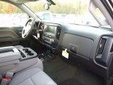 2017 Chevrolet Silverado 1500 Custom Double Cab 4x4 Dashboard