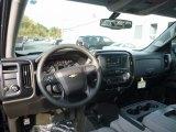 2017 Chevrolet Silverado 1500 Custom Double Cab 4x4 Front Seat