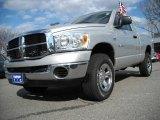 2008 Bright Silver Metallic Dodge Ram 1500 SLT Regular Cab 4x4 #11659531