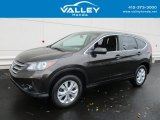 2014 Kona Coffee Metallic Honda CR-V EX AWD #116783399