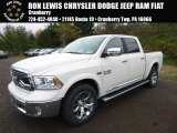 2017 Pearl White Ram 1500 Limited Crew Cab 4x4 #116783500
