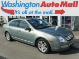 2009 Moss Green Metallic Ford Fusion SEL #116783549