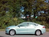 2013 Ginger Ale Metallic Ford Fusion Hybrid SE #116783388