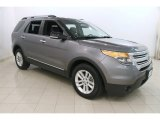 2014 Sterling Gray Ford Explorer XLT 4WD #116783727
