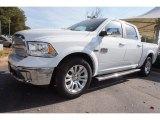 2017 Bright White Ram 1500 Laramie Longhorn Crew Cab #116783576