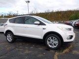 2017 White Platinum Ford Escape SE 4WD #116806029