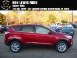 2017 Ruby Red Ford Escape SE 4WD #116806004