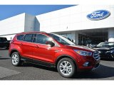2017 Ruby Red Ford Escape SE #116806067