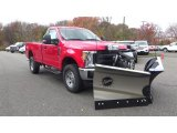 2017 Ford F350 Super Duty XL Regular Cab 4x4 Plow Truck Data, Info and Specs