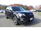 2017 Shadow Black Ford Explorer Sport 4WD #116842118