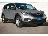 2016 Alabaster Silver Metallic Honda CR-V LX #116846976
