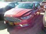 2017 Ruby Red Ford Fusion Titanium #116847123