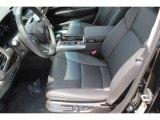 Acura RLX Interiors