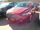 2017 Ruby Red Ford Fusion SE #116847121
