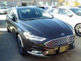 2017 Shadow Black Ford Fusion Titanium AWD #116847117
