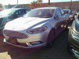 2017 Ingot Silver Ford Fusion SE #116847115