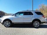 2017 Ingot Silver Ford Explorer XLT 4WD #116847023