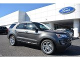 2017 Magnetic Ford Explorer Limited 4WD #116846960