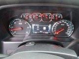 2017 Chevrolet Silverado 1500 High Country Crew Cab 4x4 Gauges