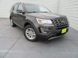 2017 Magnetic Ford Explorer XLT #116871186