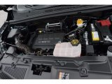 Chevrolet Trax Engines