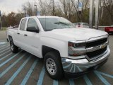 2017 Chevrolet Silverado 1500 WT Double Cab 4x4 Data, Info and Specs