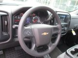 2017 Chevrolet Silverado 1500 WT Double Cab 4x4 Steering Wheel