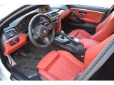 2016 BMW 4 Series Interiors
