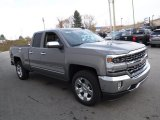 2017 Chevrolet Silverado 1500 LTZ Double Cab 4x4 Data, Info and Specs