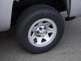2017 Chevrolet Silverado 1500 WT Double Cab 4x4 Wheel