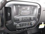 2017 Chevrolet Silverado 1500 WT Double Cab 4x4 Controls