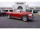 2014 Deep Cherry Red Crystal Pearl Ram 1500 Big Horn Quad Cab #116871156